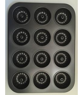 Plaque de 12 kougelhopfs