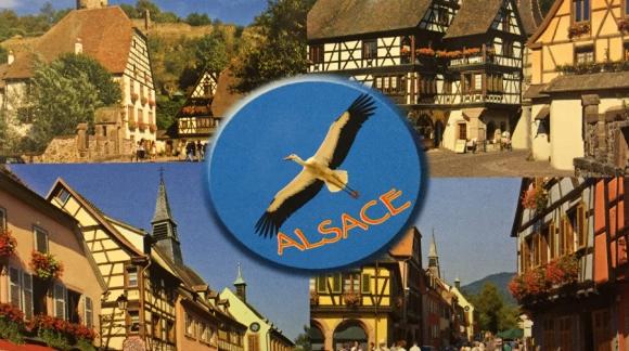 L'Alsace !